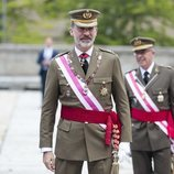 El Rey Felipe en la celebración del Capítulo de la Real y Militar Orden de San Hermenegildo