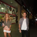 David Fisher y Bar Refaeli