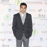 Nasser Saleh en la presentación del calendario '12 Cenicientas para 2012'