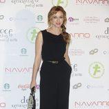 Marta Hazas en la presentación del calendario '12 Cenicientas para 2012'