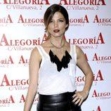Juana Acosta muy guapa en el 24 aniversario del Club Palestra