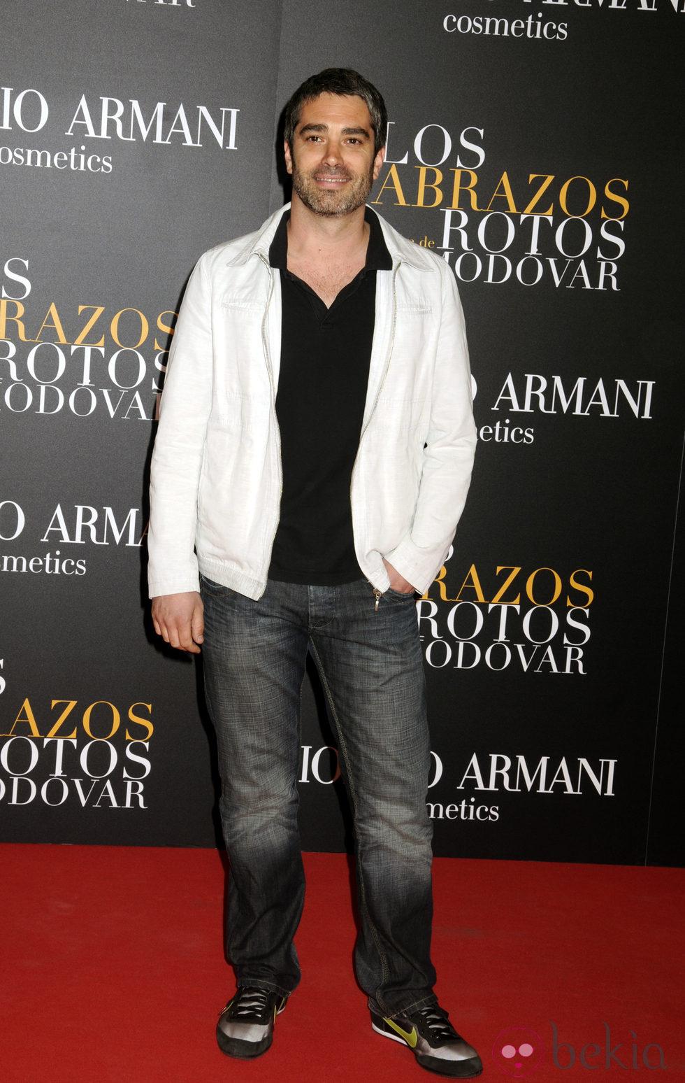 Adrià Collado alcanzó la popularidad en 'Aquí no hay quien viva'