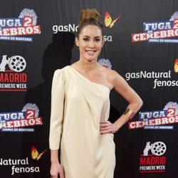 Ainhoa Arbizu en el estreno de 'Fuga de cerebros 2' en la 'Madrid Premiere Week'
