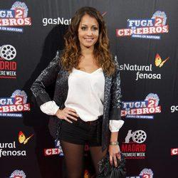 Hiba Abouk en el estreno de 'Fuga de cerebros 2' en la 'Madrid Premiere Week'