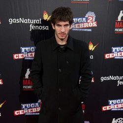 Quim Gutiérrez en el estreno de 'Fuga de cerebros 2' en la 'Madrid Premiere Week'