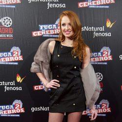 Cristina Castaño en el estreno de 'Fuga de cerebros 2' en la 'Madrid Premiere Week'