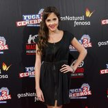 Lucía Ramos en el estreno de 'Fuga de cerebros 2' en la 'Madrid Premiere Week'