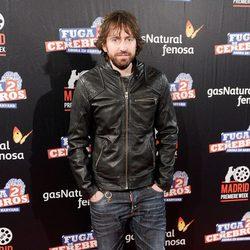 Daniel Sánchez Arévalo en el estreno de 'Fuga de cerebros 2' en la 'Madrid Premiere Week'