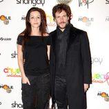 Ana Álvarez y Daniel Grao en la gala Help