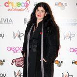 Lucía Etxebarría en la gala Help