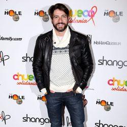 Félix Gómez en la gala Help