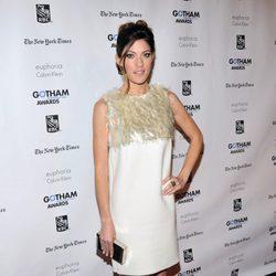 Jennifer Carpenter en los premios Gotham 2011