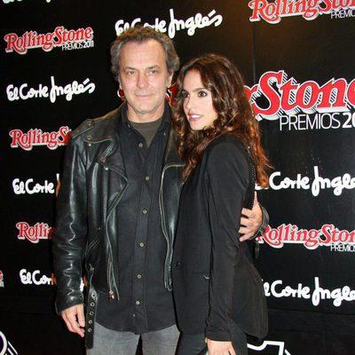 José Coronado y Veronica Echegui en los Premios Rolling Stone 2011