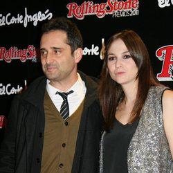 Leonor Watling y Jorge Drexler en los Premios Rolling Stone 2011
