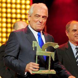 Pepe Sancho recoge su Premios Ondas 2011