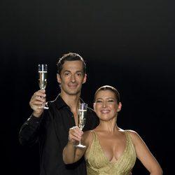 Sara Baras y José Carlos Martínez en el anuncio Freixenet 2011