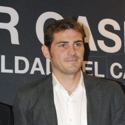 Iker Casillas presenta su autobiografía