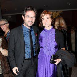 Jordi Évole en la gala de la Fundación Lluita contra el sida