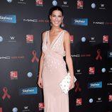 Laura Sánchez en la gala de la Fundación Lluita contra el sida