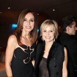 Eugenia Martínez de Irujo y Ana Belén en la gala de la Fundación Lluita contra el sida