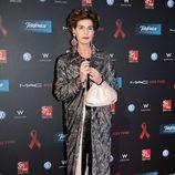Antonia Dell'Atte en la gala de la Fundación Lluita contra el sida