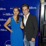 Chenoa y David Bustamante en el Aniversario de Nivea