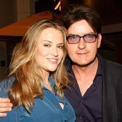 Charlie Sheen y su exmujer Brooke Mueller