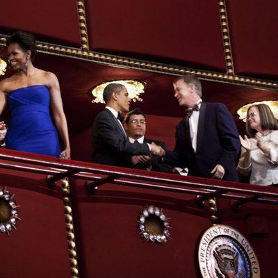 Barack y Michelle Obama presiden la Gala Kennedy 2011