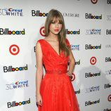 Taylor Swift ha sido nombrada mujer del año 2011 por la revista Billboard