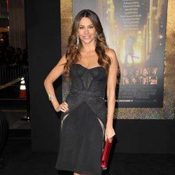 Sofia Vergara en el estreno de 'New Year's Eve' en Los Angeles