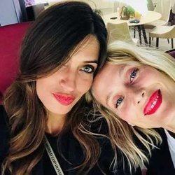 Sara Carbonero y Vanesa Lorenzo en la inauguración del Mundial de Rusia 2018