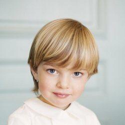 Nicolás de Suecia con 3 años