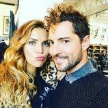 David Bisbal felicita a Rosanna Zanetti por su 30 cumpleaños