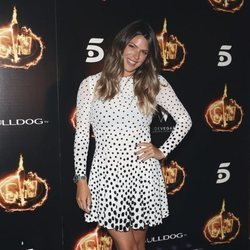 Laura Matamoros en la Fiesta Final de 'Supervivientes 2018'