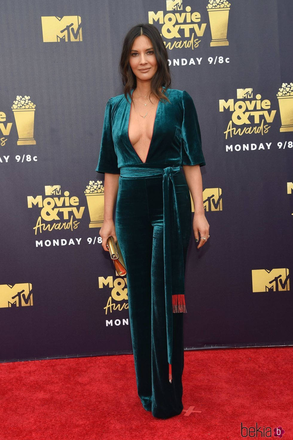 Olivia Munn en los Premios MTV Movie & TV 2018