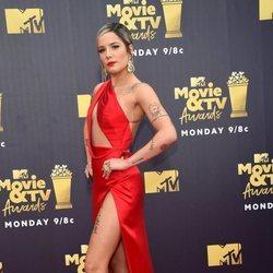Halsey en los MTV Movie & TV Awards 2018