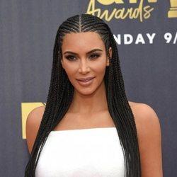 Kim Kardashian en los MTV Movie & TV Awards 2018