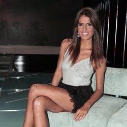 Sofía Suescun, muy guapa durante el Debate Final de 'Supervivientes 2018'