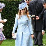 La Princesa Beatriz de York en Ascot 2018