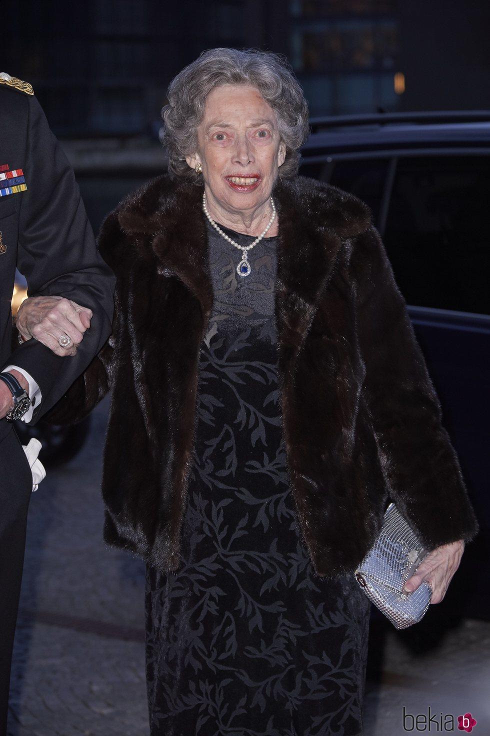 La Princesa Elisabeth de Dinamarca