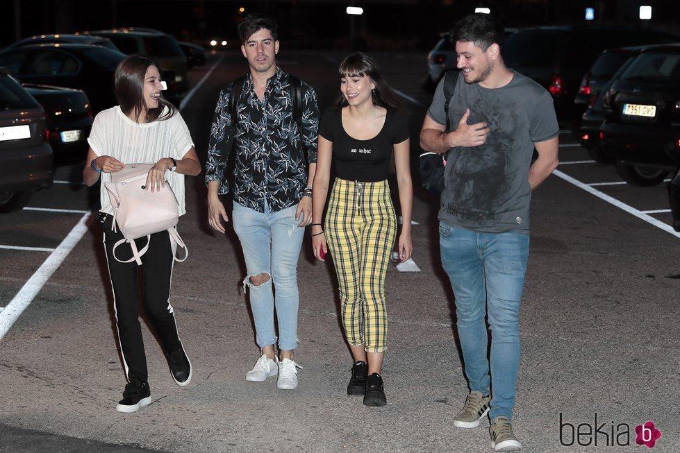 Ana Guerra, Roi, Aitana y Cepeda en la Summer Party 2018