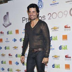 Chayanne en los premios Cadena Dial 2010