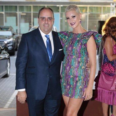 María Jesús Ruiz y Julio Ruz en los Lifestyle Awards 2018