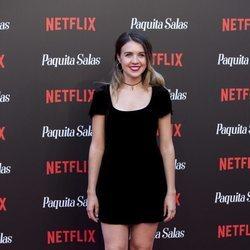 Andrea Guasch en la premiere de la segunda temporada de 'Paquita Salas'