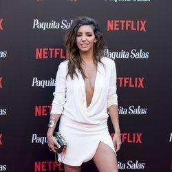 Sandra Cervera en la premiere de la segunda temporada de 'Paquita Salas'