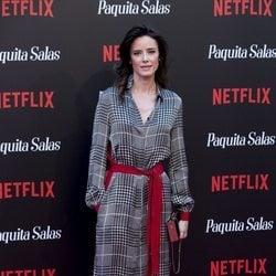 Pilar López de Ayala en la premiere de la segunda temporada de 'Paquita Salas'