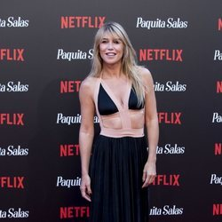 Raquel Meroño en la premiere de la segunda temporada de 'Paquita Salas'