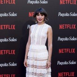 Verónica Echegui en la premiere de la segunda temporada de 'Paquita Salas'