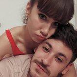 Aitana y Cepeda en la imagen de la confirmación de su historia de amor