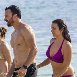 Pablo Puyol e Irene Junquera disfrutando de unas románticas vacaciones en Formentera